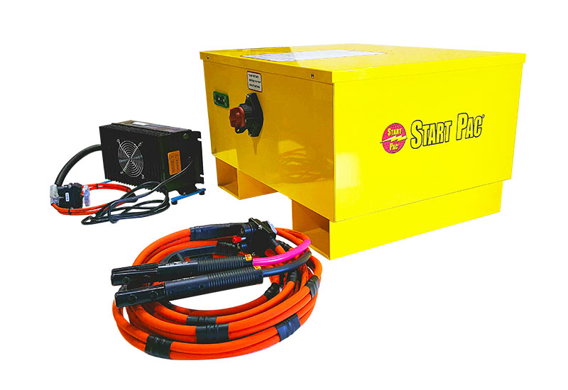 Model 214RR Repeated Jump Starter