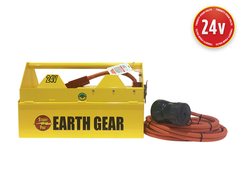 Portable Starting Unit Model Earth Gear
