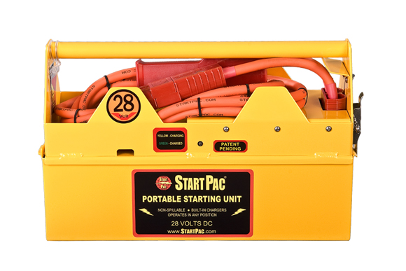 Portable Starting Unit Model 6028QC
