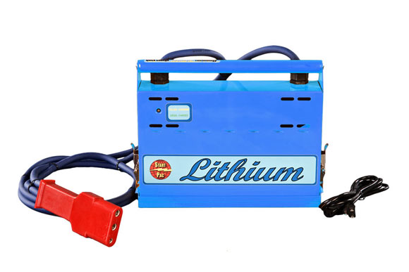 Portable Starting Unit Model Li2600QC – 26 VDC